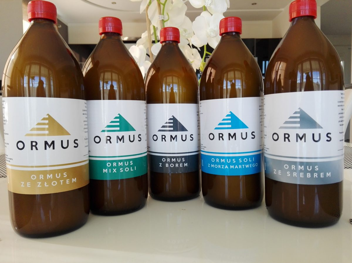 Ormus orme najlepsze produkty